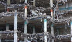 Deconstruction Escher (MatthewAtkinson) Tags: demolition escher ruins stpaul