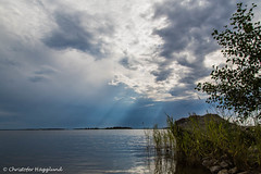Magic light (ToffeHägglund) Tags: light outdoor sky cloud ocean sea water summer magiclight