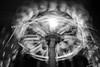 Around & Around no.2 (SopheNic (DavidSenaPhoto)) Tags: blur impressionisticphotography amusementpark xe1 multipleexposure edavillerailroad fuji fujinon35mmf14 ride blackandwhite monochrome impressionism