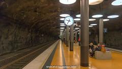Stockholm, Sweden: Arlanda Airport train station (nabobswims) Tags: airportstation arlanda arlandaexpress hdr highdynamicrange lightroom nabob nabobswims photomatix se sjtrain sonya6000 stockholm sweden stockholmsiän