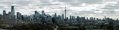Toronto Skyline (steveve) Tags: torontoskyline panorama toronto panoramic skyline skyscrapers downtown cntower buildings bloorstreet onebloor cityscape queenspark rom 2016 penthouse condo view