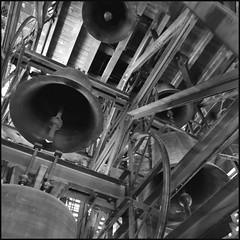 - Tbingen - (HORB-52) Tags: tbingen badenwrttemberg berndsontheimer kirche kirchturm eglise curch glocken