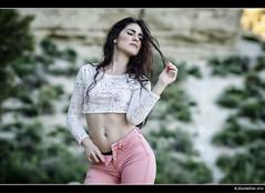 Gabriela - 3/5 (Pogdorica) Tags: modelo sesion retrato posado chica sexy gabriela