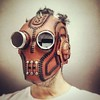 #Cyberpunk #CyberGoth #postapocalyptic #postapocalypse #steampunk #steampunkmask #leathermask #handmade #LARP #dieselpunk #leather #Darkart #costume #larping #gasmask (tovlade) Tags: face mask cyberpunk cyber goth make up goggles girl punk postapocalyptic postapocalypse black steampunk leather hand made larp cybergoth dieselpunk plague doctor