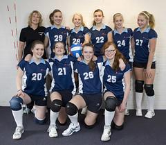 2011 Meisjes B1 - Tr. Aletta Gerrits