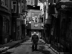 Steppin' out for a smoke, Tarlaba - Istanbul (adde adesokan) Tags: turkey europe olympus istanbul trkei m43 mft mirrorless microfourthirds mirrorlesscamera