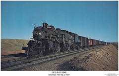 UP 2-8-8-0 3646 (Robert W. Thomson) Tags: railroad up train compound railway trains steam unionpacific locomotive wyoming trainengine mallet steamengine bullmoose alco 2880 shermanhill