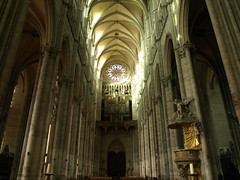 Amiens Cathedral interior