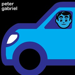 "Peter Gabriel - Self-titled (""car"") (stallio) Tags: music art album coverart text cover unicode petergabriel"