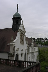 the convent school of the holy grave in Baden-Baden (BZK2011) Tags: badenbaden holygrave conventschool klosterschule zumheiligengrab
