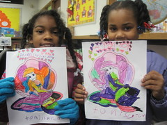 The Little Mermaids (IAM3RICA) Tags: little pages library coloring mermaid