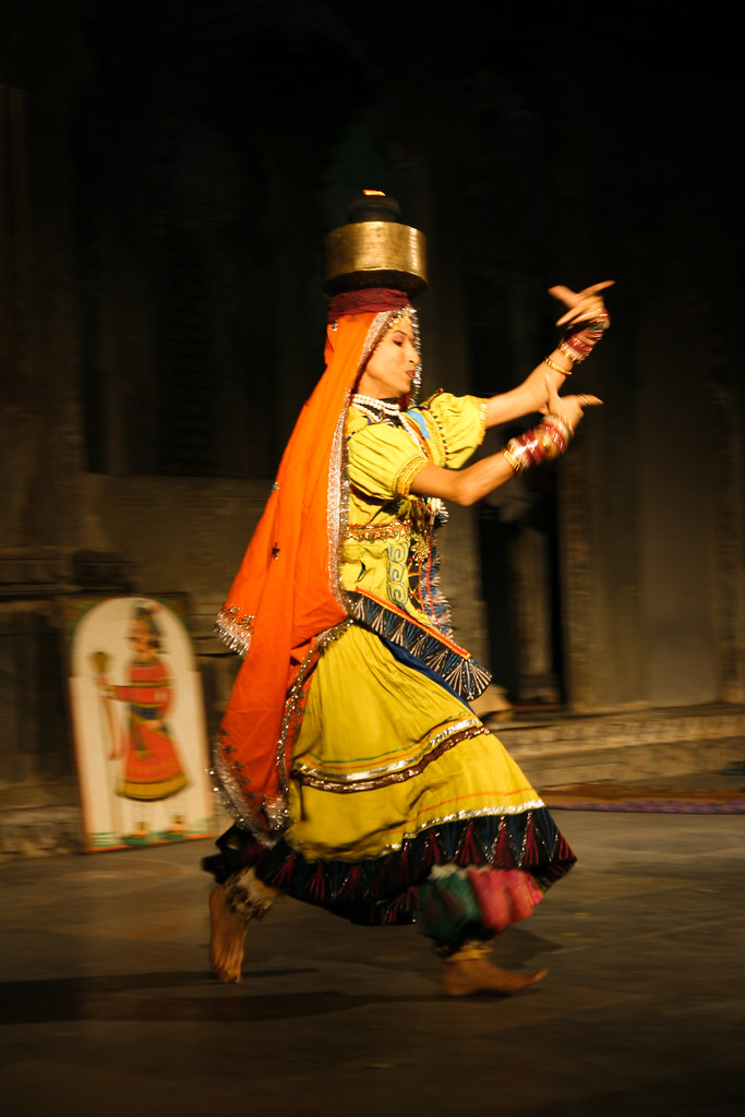 Rajasthan's show