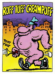 R. Crumb Trading Cards - Ruff Tuff Creampuff (oerendhard1) Tags: art robert illustration comics underground cards comic drawing humor cartoon collection trading comix characters ruff crumb creampuff tuff rcrumb stripverhaal undergroundcomics stripfiguur oerendhard