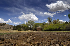 The Mill (rhanelt) Tags: newmexico santafe mill gristmill lacienega elranchodelasgolondrinas