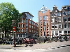 Amsterdam - Bloemgracht (Añelo de la Krotsche) Tags: amsterdam prinsengracht bloemgracht