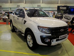2013 Ford Ranger - Wildtrak edition (cr@ckers43) Tags: sugbu cebusugbu cebuinternationalconventioncenter cebuautoshow cebuinternationalautoshow