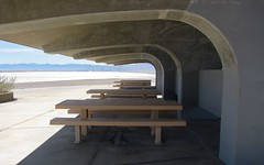 Rest Stop, Salt Flats (DeadManTalking) Tags: deadmantalking