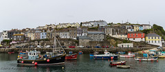 Inner Harbour III - Megavissey, Cornwall, England, UK (Paul Diming) Tags: uk greatbritain england landscape boats boat spring unitedkingdom fishingboat fishingvillage mevagissey mevagisseycornwall d7000 mevagisseyuk pauldiming mevagisseycornwallengland mevagisseyengland