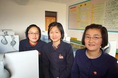 Rason Foreign Language School North Korea (Joseph A Ferris III) Tags: school children uniform pin study badge sez language northkorea rason