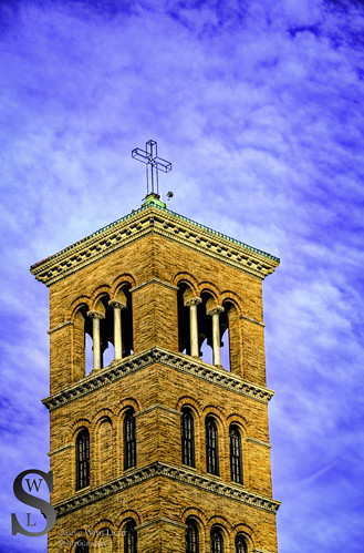 Judson Memorial Church tower-