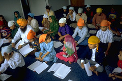 The Sikh Community Today