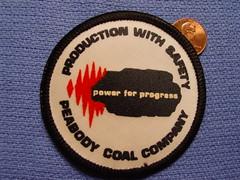 Peabody Coal, Power for Progress, patch (Coalminer5) Tags: mining patch coal peabody miner coalmine miners coalminer coalmining sewonpatch coalpatch peabodycoal miningartifacts powerforprogress peabodyenergy miningpatch coalmemorabilia coalcollectibles miningmemorabilia miningcollectible coalcollectible