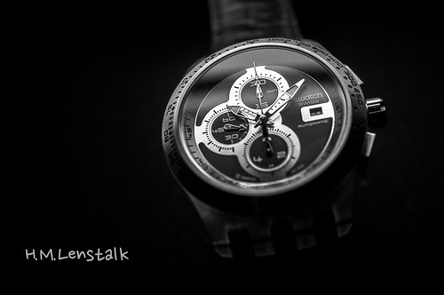 Swatch Automatic Chronograph