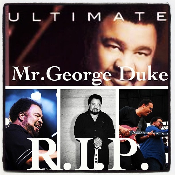 #Phonto AppStore.com/Phonto #man #musicians #music #keyboardist #king ...The King of Keyboards....Mr George Duke)))Rest.In.Peace