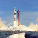 Apollo 15 Saturn V Launch