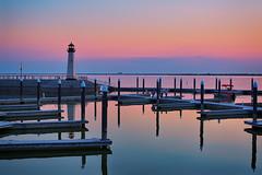 Harbor (Hemonto) Tags: light house lake lights harbor texas rockwall harborrockwall