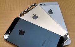 iphone5sが発売間近だ