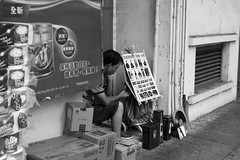 Hong Kong September 2013 (Laurent Camus) Tags: china white black art photography 1 xpro hong kong and fujifilm mm 35 fujinon laurent camus tilo 972
