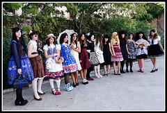 28_CPA2708 (cesar pardo) Tags: espaa japan moda desfile zaragoza lolita aragon wonderland japon lolitas jornaicas lolitainwonderland