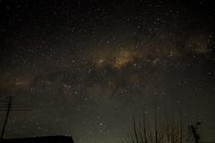 Va lactea (Michael Pereira Pereira) Tags: canon noche via cielo estrellas 1855mm t3 cosmo tierra espacio oscuridad lactea