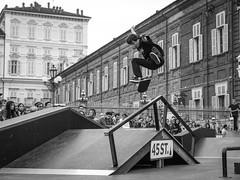 And you believe something I cant define (fedeskier) Tags: castle torino skateboarding board contest flip skate skateboard piazza turin castello edo edoardo kickflip maule
