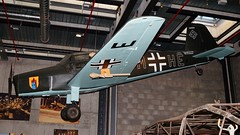 Bcker B 181C-2 Bestmann in Deutsches Technikmuseum Berlin (J.Com) Tags: berlin museum germany deutschland aircraft aviation air technik bu raf 181 deutsches luftwaffe bcker bucker b rmhe 181c vn787 fbbmy