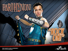 Parthenon (Guardian Screen Images) Tags: show 2 two dan season one 1 tv williams who super tights parthenon stan lee hero superhero be series fi heroes wants superheroes tight spandex lycra heros
