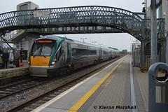 22019 arrives into Portlaoise, 3/5/14 (hurricanemk1c) Tags: irish train rail railway trains railways irishrail rok rotem 2014 portlaoise icr iarnród 22000 22019 éireann iarnródéireann 4pce 1320corkheuston 1550portlaoiseheuston