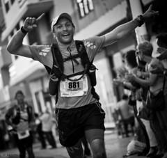 "Entusiasmo (Tenisca ""Alexis Martín"") Tags: running trail runner lapalma correr ultratrail transvulcania transvulcania2015 plátanodecanariastransvulcania2015"