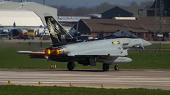 IMG_4896 (Ben Stanley Hall) Tags: show blur force display britain aircraft air royal battle lincolnshire landing airshow eurofighter lancaster e3 xxx 707 airforce panning tornado takeoff dixie typhoon raf triplex avro sentry topside tattershall afterburner panavia bbmf coningsby avgeek ef2000 dxi