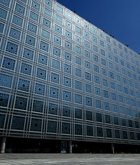 Institut du monde arabe, Paris (blafond) Tags: paris glass architecture institutdumondearabe rivegauche ima verre moucharabieh