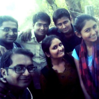 PC: shailendra_napster  All thnxx to u n ur mobile thnxxx shuklaji.... 4 bhaiyas and deee - going to miss you like hell! �😊