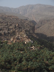Omans oldest city, Misfath!
