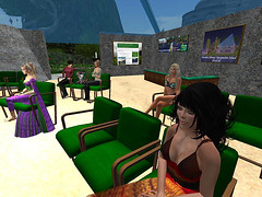 Seanchai in InWorldz May 16, 2015 storytelling