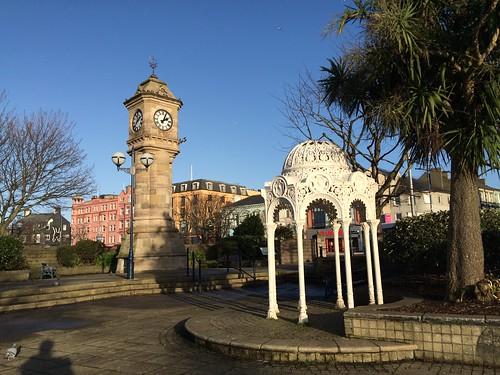 McKee Clock in Bangor