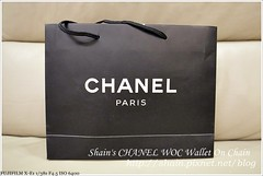 DSCF7943 (i。Shain) Tags: shopping woc chanel 2014 walletonchain
