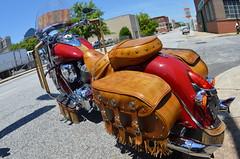 Indian Motorcycle 111 Roadmaster Greensboro NC 20150523_5216 (Shane's Flying Disc Show) Tags: roadmaster greensboroindianmotorcycledealer