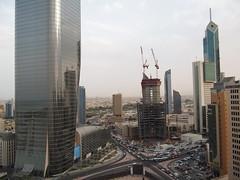 Kuwait center.