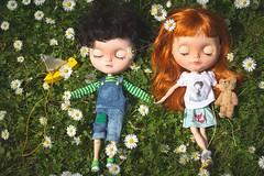 Finn and Pippi-Lotta <3