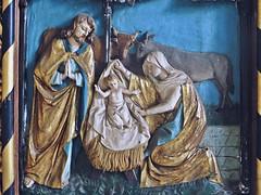 Cold Overton Leicestershire (jmc4 - Church Explorer) Tags: cold reredos nativity overton coldoverton church leicestershire